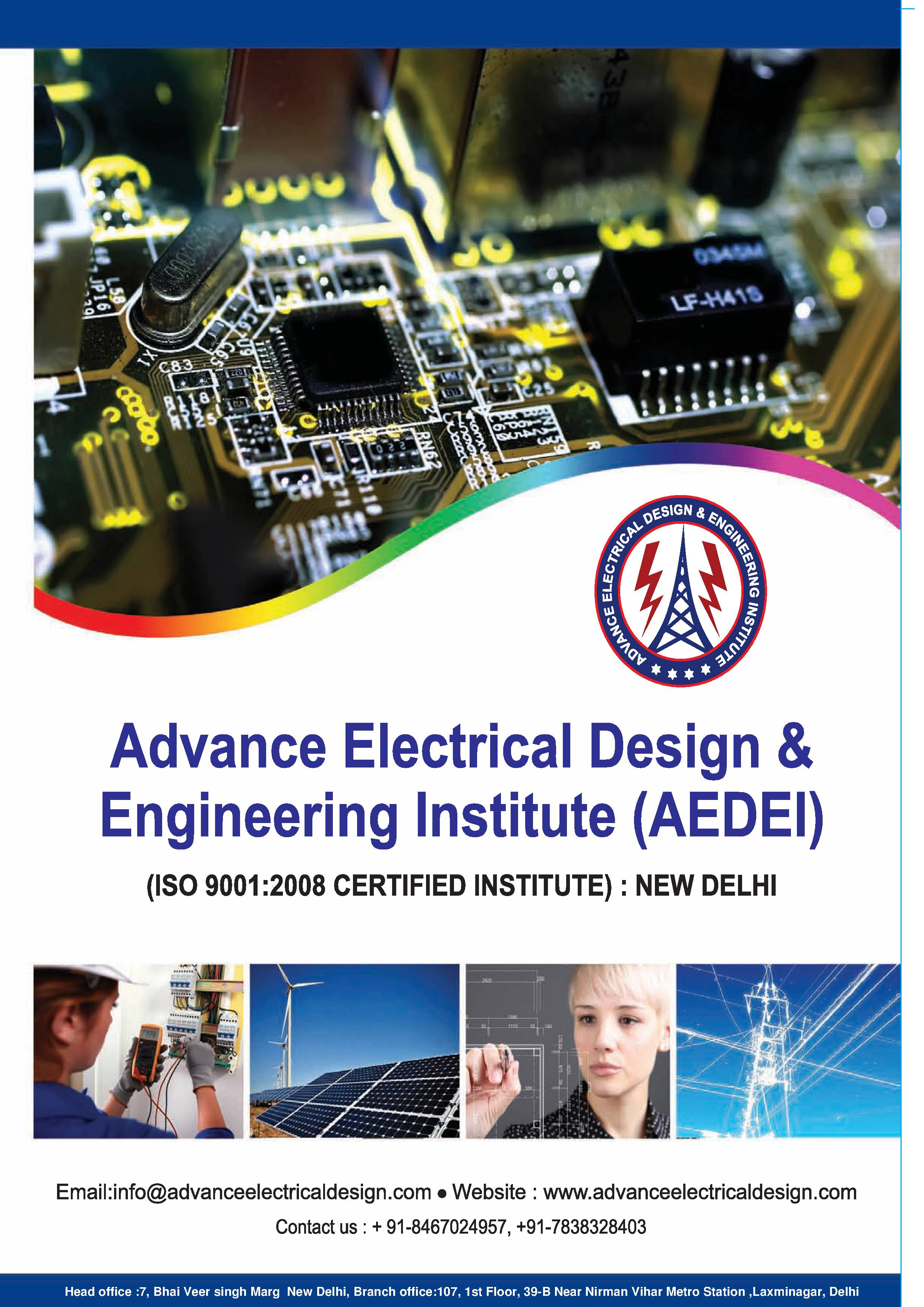 syllabus-advance-electrical-design-institutue